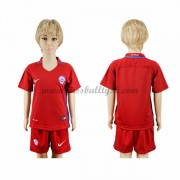 Nationalmannschaft Trikot Kinder Chile 2016 Heim Trikotsatz Kurzarm..