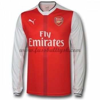Premier League Fussball Trikots Arsenal 2016-17 Heimtrikot Langarm