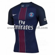 Ligue 1 Fussball Trikots Paris Saint Germain Psg 2016-17 Heimtrikot Kurzarm..