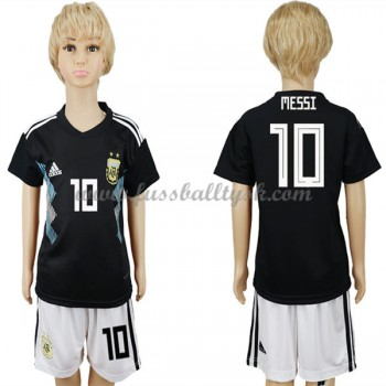 timeless design 2f29b 591a1 Nationalmannschaft Trikot Kinder Argentinien WM 2018 Lionel ...