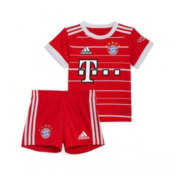 official photos bf00d 0e6e2 Kinder Fussball Trikot Bayern Munich 2018-19 Heim Trikotsatz ...