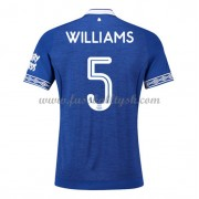 Premier League Fussball Trikots Everton 2018-19 Ashley Williams 5 Heimtrikot Kurzarm..