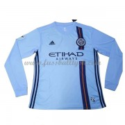 Fussball Trikots New York City 2019-20 Heimtrikot Langarm..
