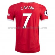 Ligue 1 Fussball Trikots Paris Saint Germain Psg 2017-18 Edinson Cavani 9 Heimtrikot Kurzarm..