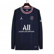 Ligue 1 Fussball Trikots Paris Saint Germain Psg 2017-18 Heimtrikot Langarm..