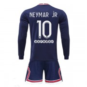 Ligue 1 Fussball Trikots Paris Saint Germain Psg 2017-18 Neymar Jr 10 Heimtrikot Langarm..
