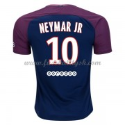 Ligue 1 Fussball Trikots Paris Saint Germain Psg 2017-18 Neymar Jr 10 Heimtrikot Kurzarm..