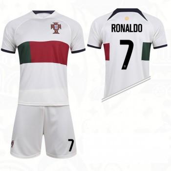 Nationalmannschaft Trikot Kinder Portugal Wm 2018 Cristiano Ronaldo