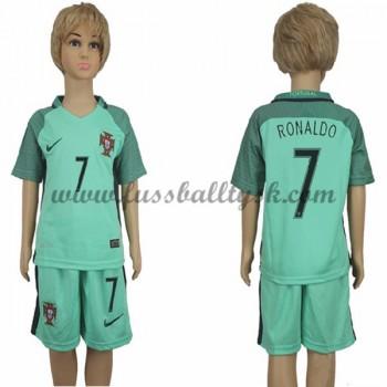 Nationalmannschaft Trikot Kinder Portugal 2016 Cristiano Ronaldo 7